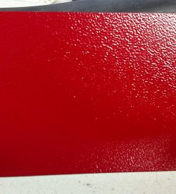 SUPER DURABLE RED TEXTURE