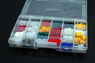 SILICONE TAPER PLUG KIT 87PCS